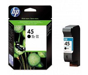 ink-jet pro HP DJ 800 černá,42ml,originál