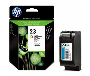 ink-jet pro HP DJ 890 3 barvy,30ml,originál