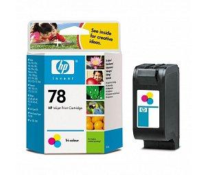 ink-jet pro HP DJ 970 3 barvy,19ml,originál