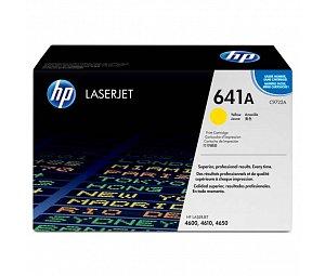 laser toner pro HP CLJ 4600 yellow, 8.000 str, originál