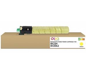 toner pro Ricoh Aficio MPC2051 yellow,9.500 str.,kom.s 841507